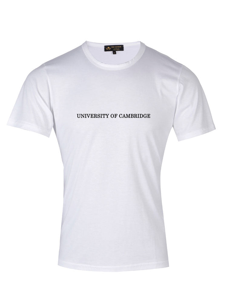 University of Cambridge t shirt