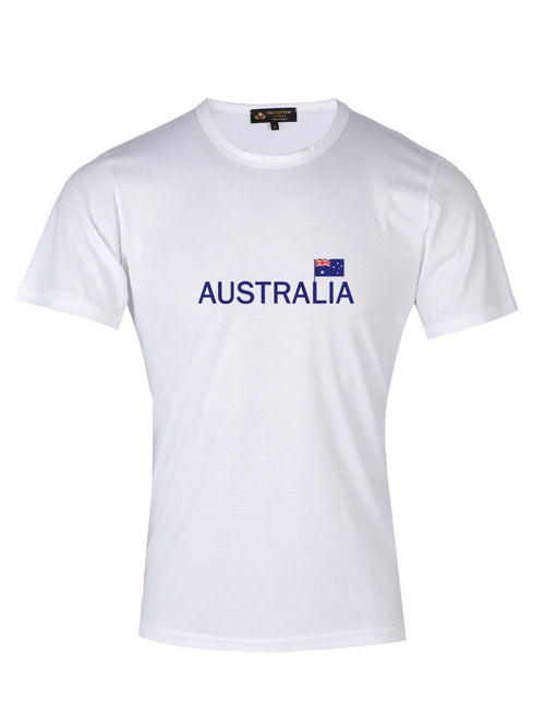 Supima Cotton Australia Country T-shirt
