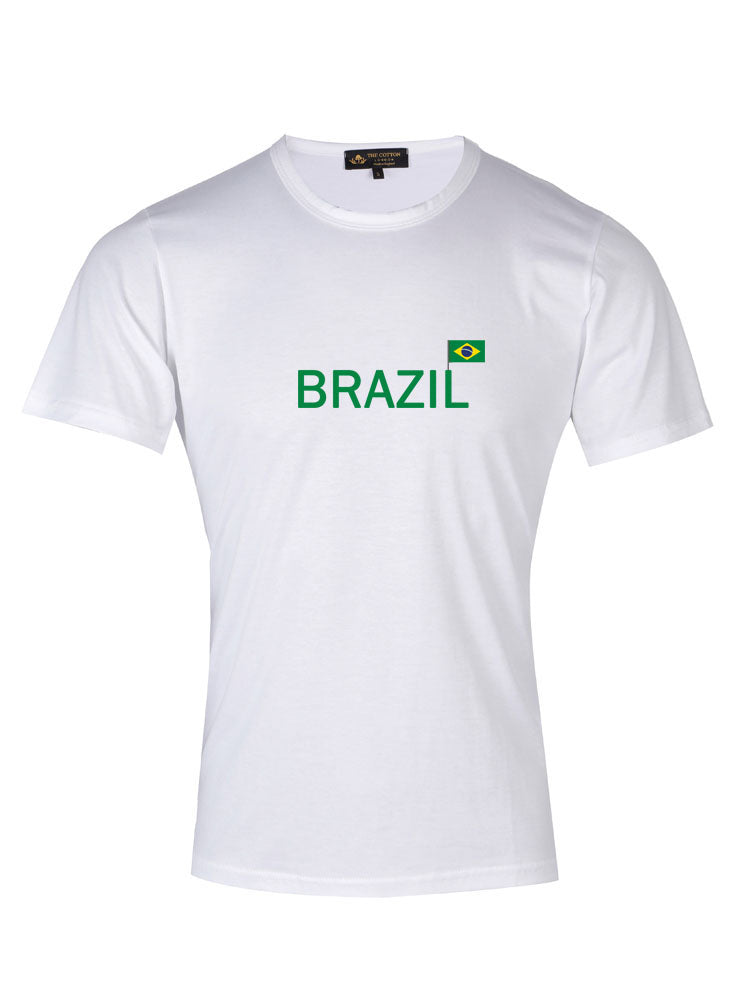 Supima Cotton Brazil Country T-shirt
