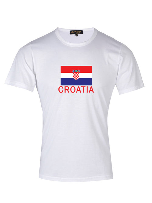 Supima Cotton Costa Rica Country T-shirt
