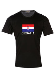 Supima Cotton Croatia Country T-shirt