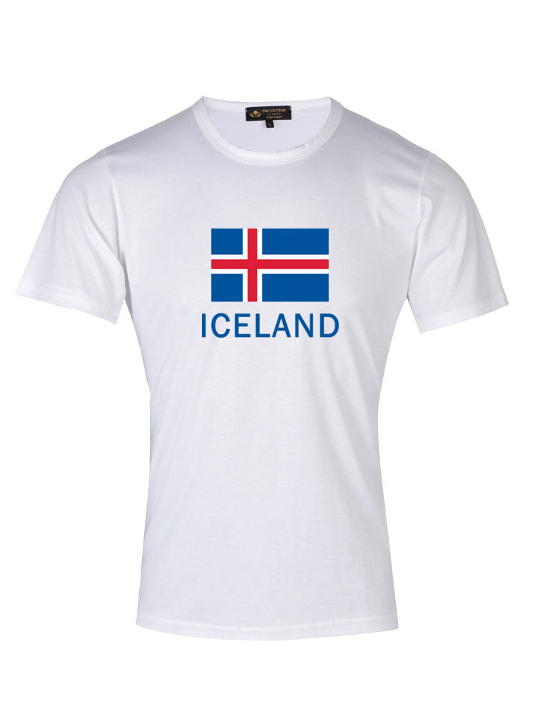 Supima Cotton Iceland Country T-shirt