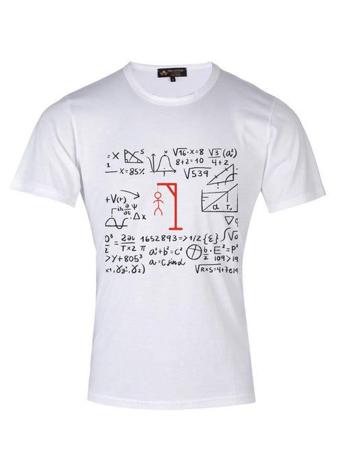 Mathematics Equations T-Shirt
