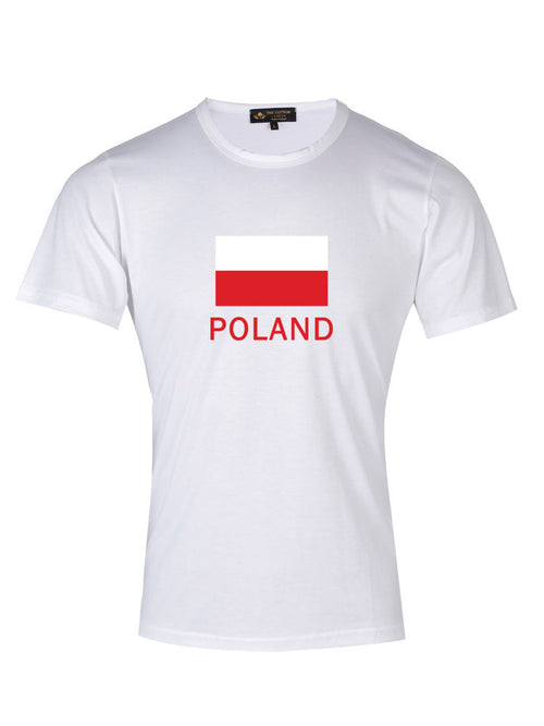 Supima Cotton Poland Country T-shirt