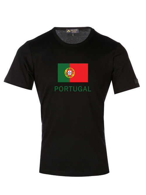 Supima Cotton Portugal Country T-shirt