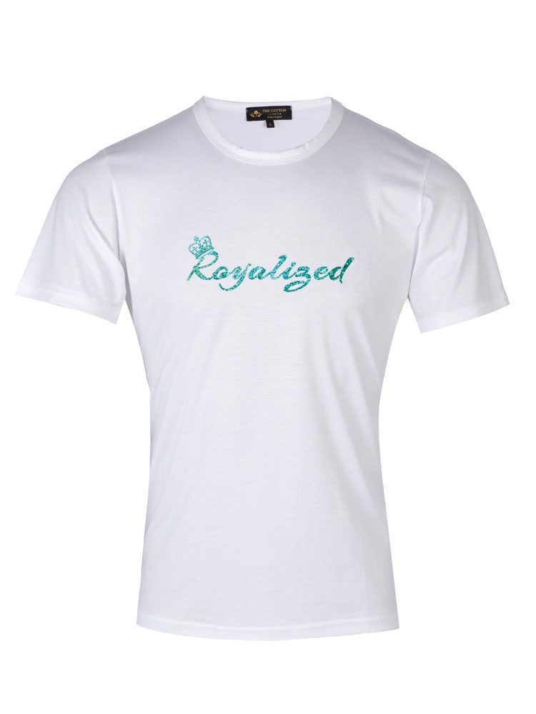 TCL The Royalized White T-shirt