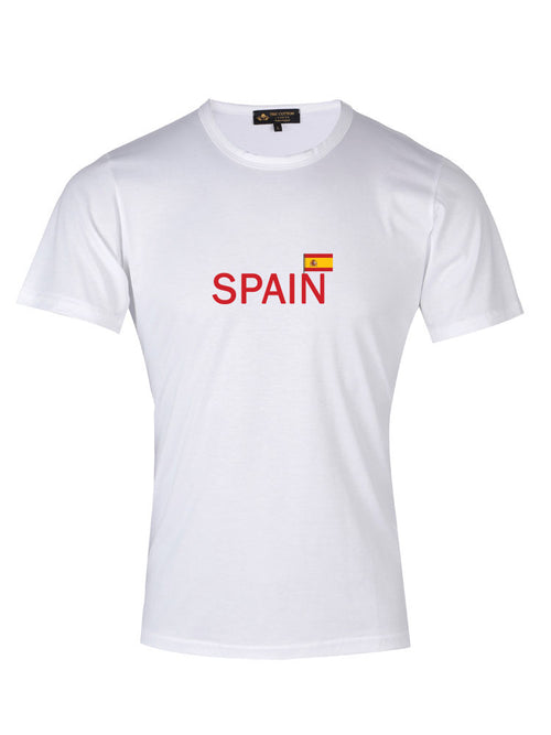 Supima Cotton Spain Country T-shirt