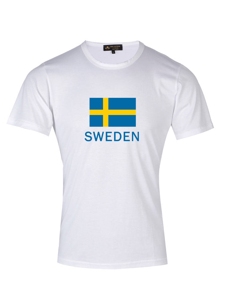 Supima Cotton Sweden Country T-shirt