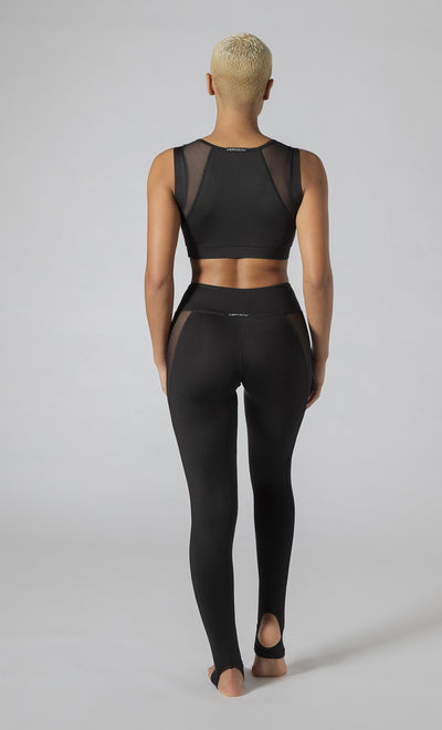 Set the Barre Stirrup Legging
