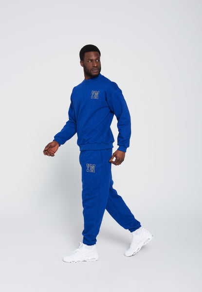 Royal Blue Varsity Sweatpants