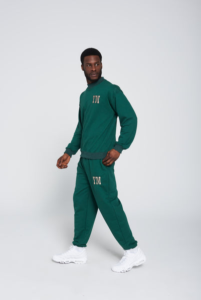 Hunter Green Varsity Sweatpants