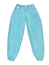 Sporty Sweatpants- Blue