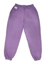 Sporty Sweatpants- Lilac