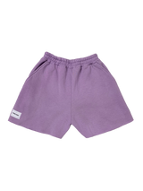 Sporty Shorts- Lilac