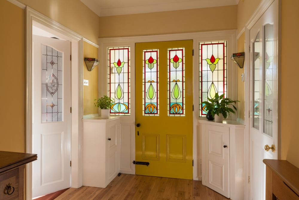 How To Design Your Windows Using Custom Stained Glass Films