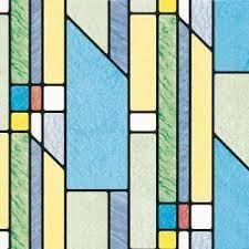 Stained Glass Privacy Film Window Film World