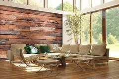 Reclaimed Wall Panel Decals