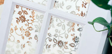 Window Film Decorative Privacy Stained Glass