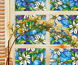 Shop Stained Glass Decals
