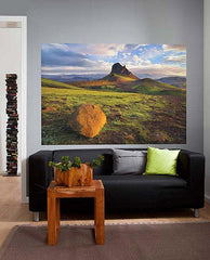 Iceland Wall Mural - Window Film World
