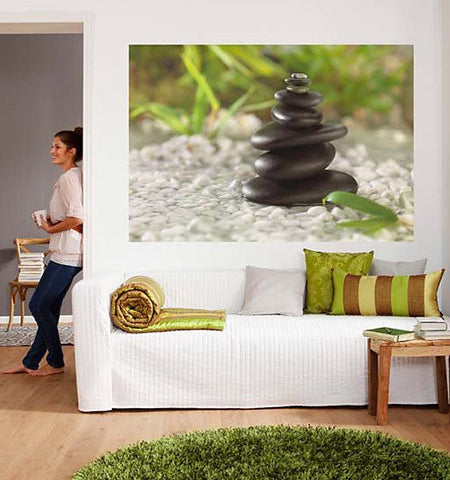 Feng Shui Wall Mural - Window Film World