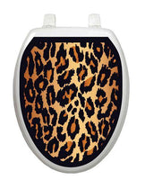 Leopard Toilet Tattoos - Window Film World