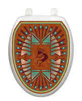 Kokopelli Toilet Tattoos - Window Film World