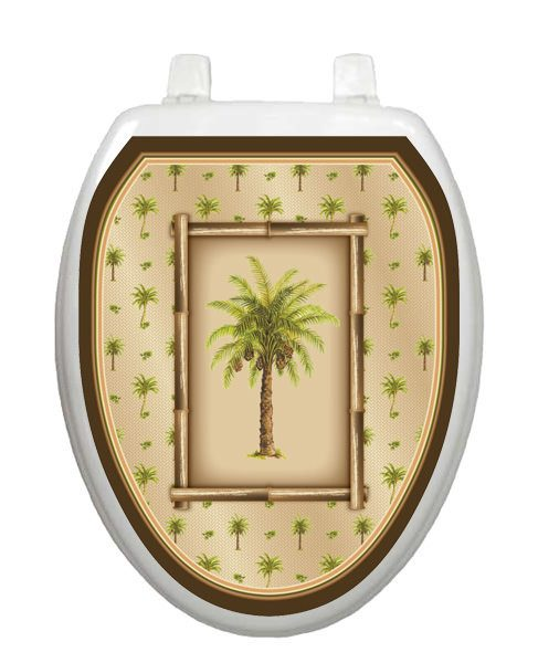 Bahama Breeze Toilet Tattoos - Window Film World