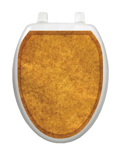Caramel Sponge Toilet Tattoos - Window Film World