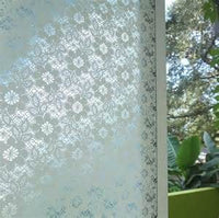 Lace Window Film | Privacy (Static Cling) - Window Film World