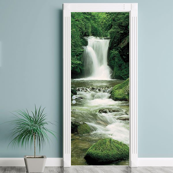 Ellowa Falls, Oregon Wall Mural - Window Film World