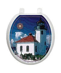 Lighthouse Toilet Tattoo - Window Film World