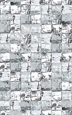 Clear Ice Cubes Decorative Window Film - Window Film World