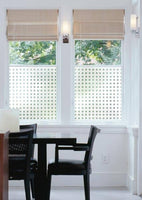 Matrix | Semi-Privacy  (Static Cling) - Window Film World
