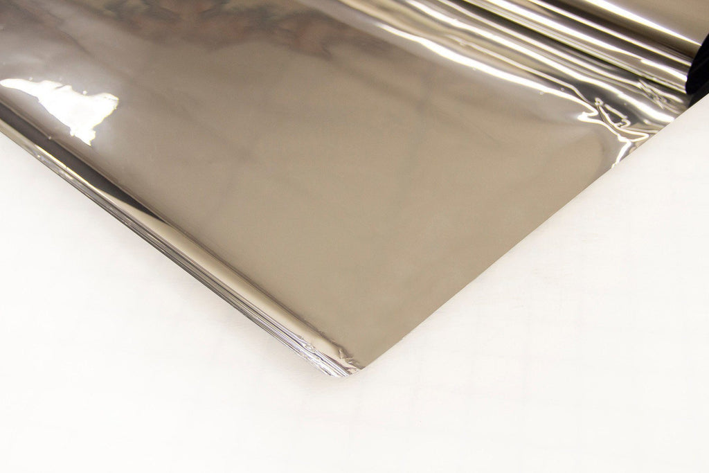 EZ Film Mirror Film | (Static Cling) - Window Film World
