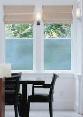 Rain Drops Decorative Window Film | Privacy (Peel and Stick) - Window Film World