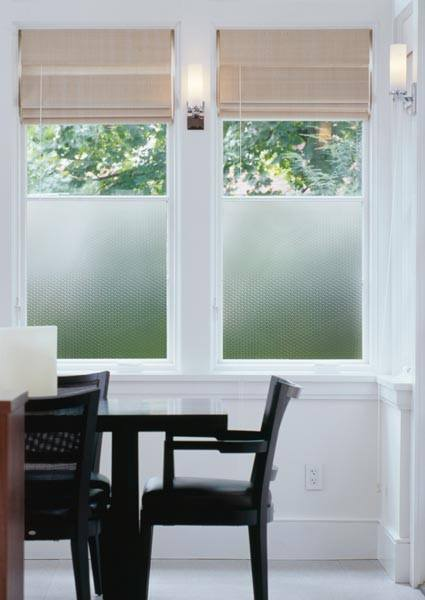 Hexagon Window Film | Privacy (Adhesive ) - Window Film World
