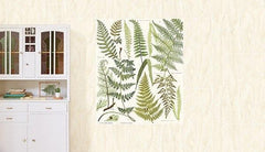 Wood Deco Wall Mural - Window Film World
