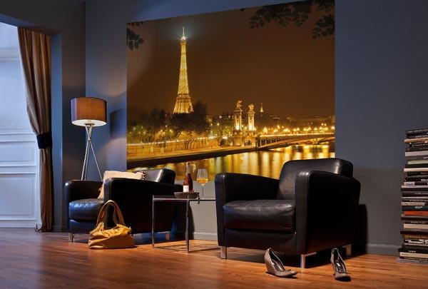 Nuit D Or Wall Mural - Window Film World