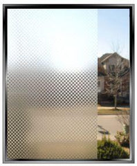 Mesh Privacy Window Film - Window Film World