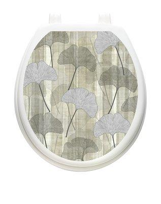 Gingko Toilet Tattoo - Window Film World