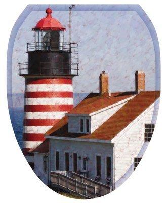 West Quoddy Toilet Tattoo - Window Film World