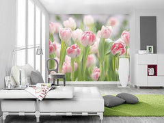 Secret Garden Wall Mural - Window Film World