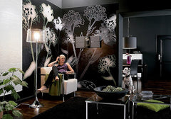 Bellezza Adhesive  Wall Mural - Window Film World