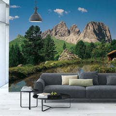 Dolomiten Wall Mural - Window Film World