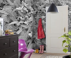 Forest Floor Wall Mural - Window Film World