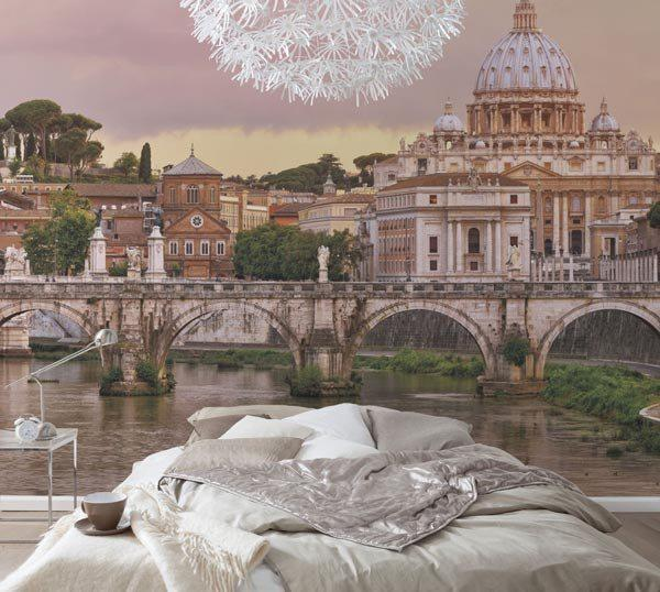 Rome Wall Mural Wall Mural - Window Film World