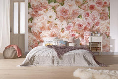 Rosa Wall Mural - Window Film World