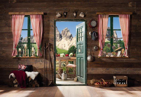 Dolomite Wall Mural - Window Film World