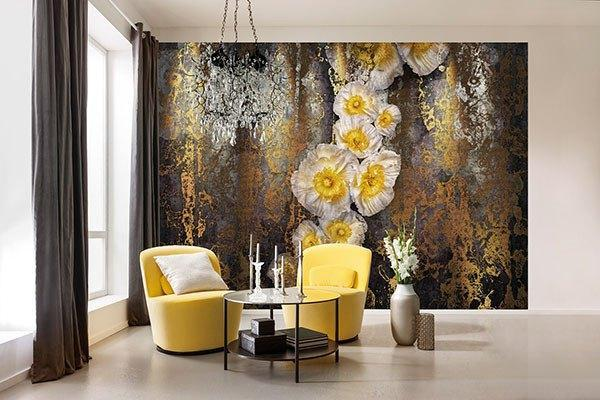 Serafina Wall Mural - Window Film World